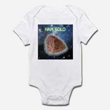 Ham Solo Infant Bodysuit