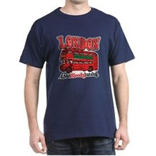 London Double-Decker Red T-Shirt