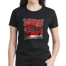 London Double-Decker Red Tee