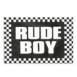 Rude Boy OiSKINBLU Postcards (Package of 8)