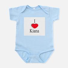Kiana Infant Creeper