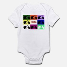 Funny Chika Infant Bodysuit