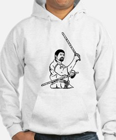 Stick Warrior Jumper Hoody