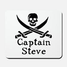 Captain Steve Mousepad