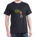 New Orleans Who Dat? Dark T-Shirt