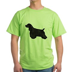 Black Cocker Spaniel T-Shirt