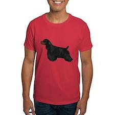 Black & Tan Cocker Spaniel T-Shirt