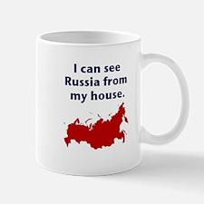 Funny I see russia Mug
