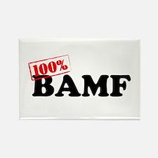 BAMF Rectangle Magnet