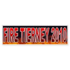Fire John Tierney (sticker)