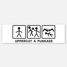 Uppercut: Bumper Bumper Bumper Sticker