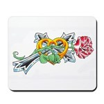 All Things Loved Mousepad