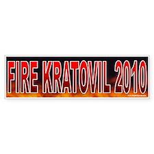 Fire Frank Kratovil Jr. (sticker)