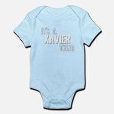 Its A Xavier Thing Body Suit