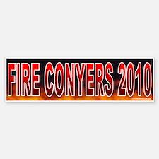 Fire John Conyers (sticker)