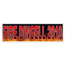 Fire John Dingell (sticker)