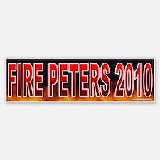 Fire Gary Peters (sticker)