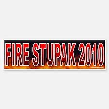 Fire Bart Stupak (sticker)
