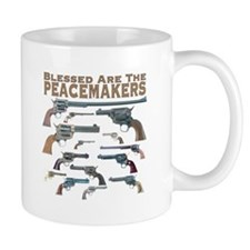 BLESSED ARE THE PEACEMAKERS Small Mug