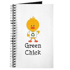 Green Chick Journal