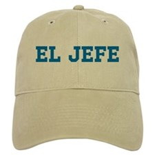 El Jefe Baseball Cap (the Boss)