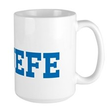 El Jefe Ceramic Mugs(the Boss) Mugs