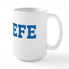 El Jefe Coffee Mug(the Boss) Mugs