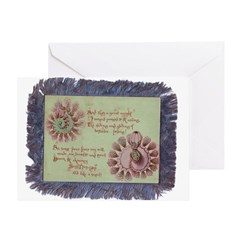 Sog-Nug-hotep 8-9 Greeting Card