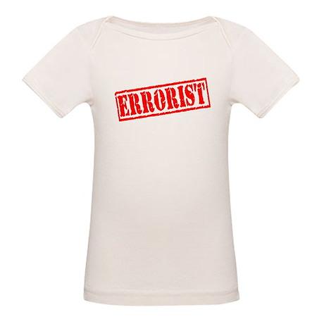 Errorist Organic Baby T-Shirt