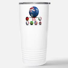 Australia Vs The World Travel Mug