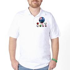 Australia Vs The World T-Shirt