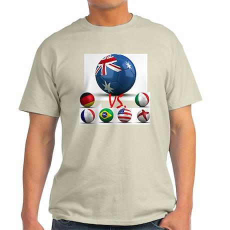 Australia Vs The World Light T-Shirt
