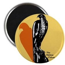 Maltese Falcon Magnet
