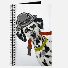Dalmatian Firefighter Journal