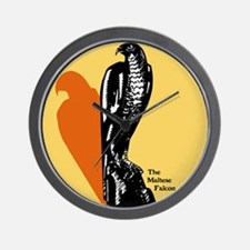 Maltese Falcon Wall Clock