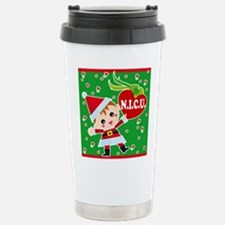 N.I.C.U. Stainless Steel Travel Mug