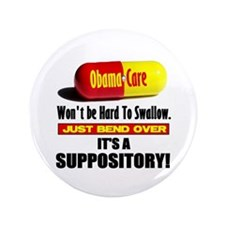 "ObamaCare 3.5"" Button (100 pack)"