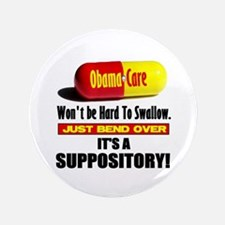 "ObamaCare 3.5"" Button"