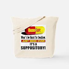 ObamaCare Tote Bag