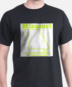 Missouri: Your Federal Flood Relief Tax Dollars A