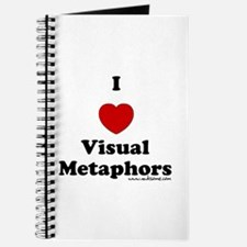 """I heart visual..."" Journal"