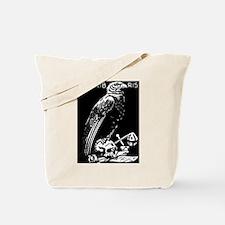 Libris Eagle Tote Bag