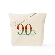 Unique 90's Tote Bag