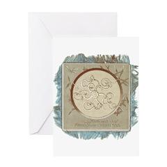 Mirth & Tentacles Greeting Card