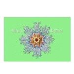 Snowy Siphonophore Postcards (Package of 8)