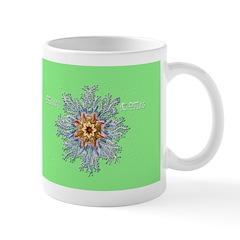Snowy Siphonophore Mug