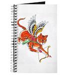 Cupid Kitty Journal