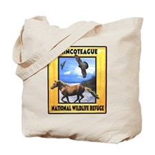 Chincoteague National Wildlif Tote Bag