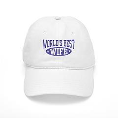 World's Best Wife Baseball Cap