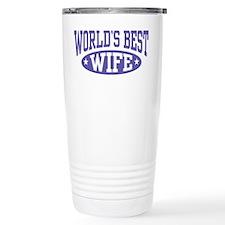 World's Best Wife Travel Mug